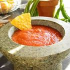 "Salsa Ninety Nine (Mild)  ""A salsa recipe for those with a tomato and pepper garden. If you prefer a hotter salsa, add more jalapeno or cayenne pepper."""