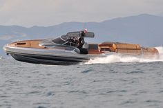 Megayacht captains on the lookout for a stand-out RIB should take a look at the new Sacs Strider 19.