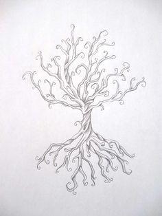 tree of life tattoo | Tree Tattoo by ~DanielleHope on deviantART