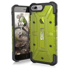 UAG Θήκη Plasma Feather-Light Composite iPhone 7 Plus - Citron Iphone 8 Plus, Iphone 4, Iphone Cases, Urban Armor, Plus 8, Mobile Phone Cases, Apple Iphone 6, Smartphone, Plastic