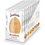 Justin's Peanut Butter, Classic Squeeze Packs, 1.15 Ounce (Pack of 10)  Perfect for Fats / Protein