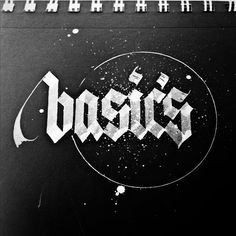 alpha_bet_assassin - #basics #calligraphy #artist #calligraphymasters #calligrapher #calligraffiti #blackletter #fraktur #artwork #art #type #typography #handstyle #handstyler #graffiti #logotype #handtype #ink #branddesign #lettering #letters #letterforms