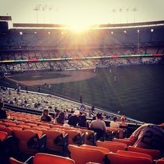 Dodger Stadium (LA Dodgers) - California- performed there in the 80s with school band/drill team