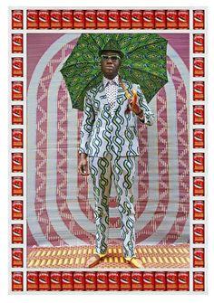 Louis Vuittonとアフリカの伝統衣装をリミックスする男 | read | i-D