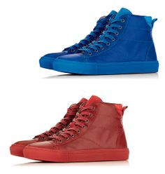 Living Colours – New Sneakers by Topman
