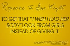 1000 reasons to lose weight - Google Search