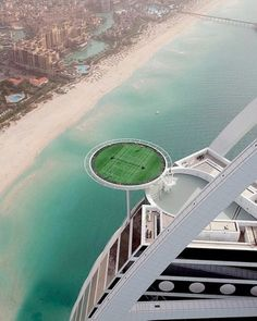 Dubai - where you can ski inside, visit an island in the shape of the US and play tennis 30 stories up...American University in Dubai may just be the perfect option for you.