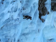 Cascadas del Puntón de Barrau. Valle de Chistaú. Pirineo Aragones. Nueva ruta que inaguramos este invierno. III-4+