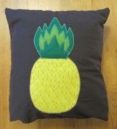 Kissenbezug Ananas