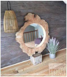 Resin Furniture, Lifestyle, Mirror, Diy, Ideas, Home Decor, Wood, Decoration Home, Bricolage