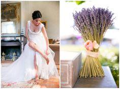 wedding provence lavender