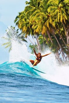 Coco Ho, shredding
