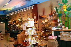 Favorite store, Banana Wind, a gift store in Lahaina, Maui Hawaii