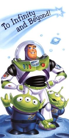 Buzz by Walt Disney art print