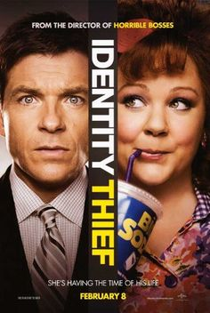 Hindi Identity Thief 11x17 Movie Poster 2013 Pinterest 15 Best Best Comedy Movies 2013 Images Film Posters Good Movies