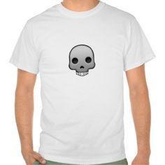 Skull Emoji T-shirt