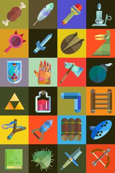 #Zelda iPhone/iPad Wallpaper