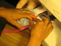 Part 2 How to Make Panties for your doll.  Free Doll Underwear Tutorial by Julie Colby Inviting Play