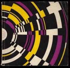 Music record cover, Czechoslovakia