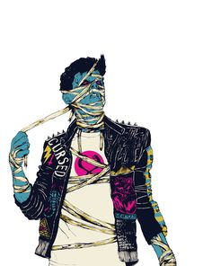 Juxtapoz Magazine - Pardee's Picks: The Art of Boneface