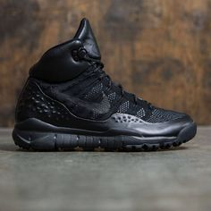 separation shoes 64424 e6f93 Nike Men Lupinek Flyknit (black  black-anthracite)
