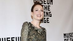 Touching Tribute to Julianne Moore Featured in Variety Magazine | 583 Park Avenue