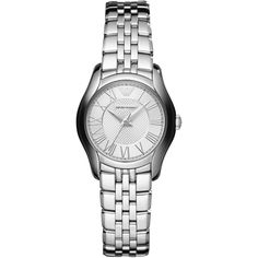 NEW Emporio Armani Luxury Watch Women AR1716 Stainless Steel #EmporioArmani #Casual