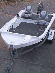 Customised Quintrex 385 Explorer | Tinnies & Dinghies | Gumtree Australia Port Stephens Area - Fingal Bay | 1206865847