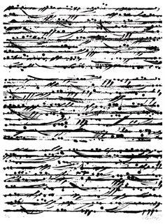 Stoob Steindruck St.Gallen   Lithografien   Uecker Günther