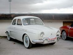 1960 Renault...