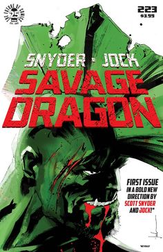 Savage Dragon #223 (April Fools Cover) | Fresh Comics