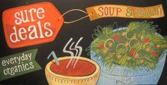 #chalk #wfmsga #foodie #illustration