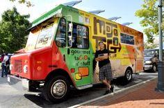 I love taco trucks. Tacos + entrepreneurs = tastebud awesomeness. This one is Mojo Tago in Columbus, Ohio.