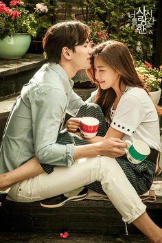 The Time I've Loved You 너를 사랑한 시간 (2015) Jang Ha Na (Ha Ji Won), Choi Won (Lee Jin Wook)