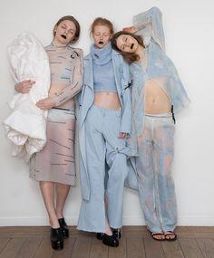 See-through fashion ^^