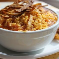 Smokin' Chicken Tortilla Soup by SeeAimeeCook