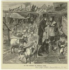 In 1897, some hungry goats helped Policeman Fogarty stop some thieves in East Harlem. A fun story about a hero cop from 19th-century New York.