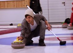 Tested Curling, it was awesome! Curling, Home Appliances, Photo And Video, Awesome, Life, House Appliances, Appliances