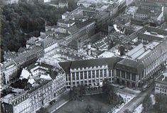 1928 Bauabschnitt der Wertheim-Kaufhauserweiterung,Leipziger Platz 13 (vorm.Reichsmarineamt),durch Eugen Schmohl.