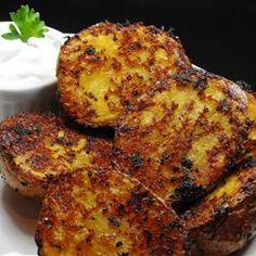 Oven Roasted Parmesan Potatoes - Allrecipes.com