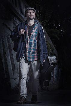 Musiker Portrait 3