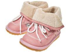 Bezaubernde Winterschuhe für Babies und Kleinkinder!