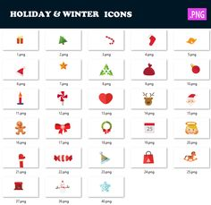 holiday-icons-png