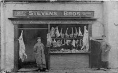 italian butcher shop - Recherche Google