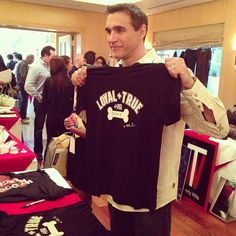 Adrian Paul from #Highlander visits the Steps4Paws booth in the RNSH Suites at L'Ermitage Hotel in Beverly Hills, CA - #OscarsGifting 2013 #rogerneal - Oscars Gifting Suite Social Media LIVE