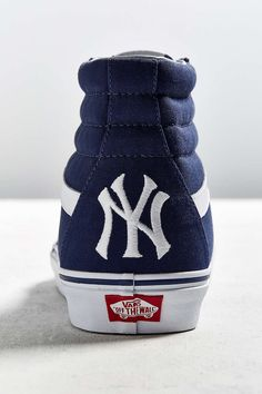 200aa3a06c20b5 New York Yankees x Vans Sk8-Hi Tenis Vans