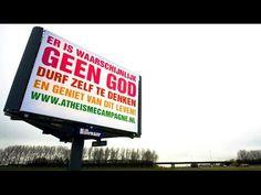 God bestaat niet