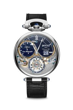 Bovet Watches Virtuoso VIII – T10GD004