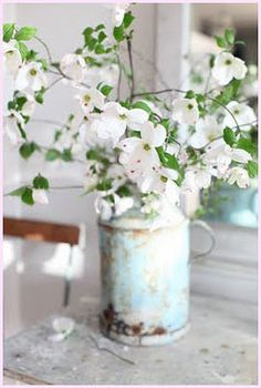 Country Style Chic: Spring