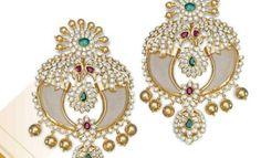 Diamond PuliGoru Earrings